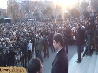 Недовольная Армения выбирает
