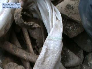 Карабах: найден древний кувшин