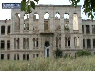 Карабах: реальное училище Шуши