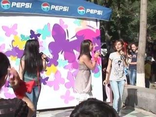 Христиане Еревана устроили особенный праздник для детей